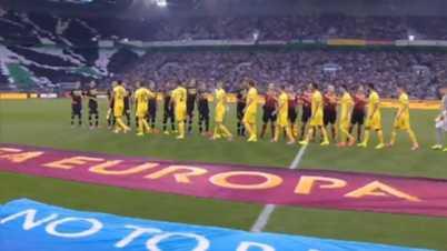 L.Europa : B.Gladbach 1-1 Villarreal
