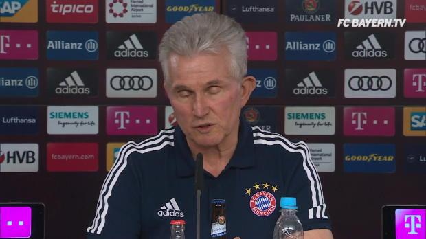 Heynckes: Leverkusen kann bald Meister werden