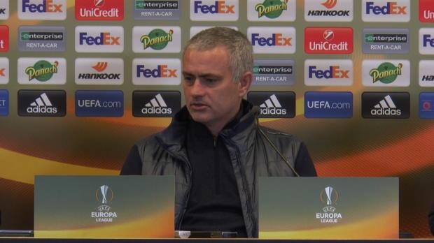 FA Cup: Mourinho stichelt gegen ManCity