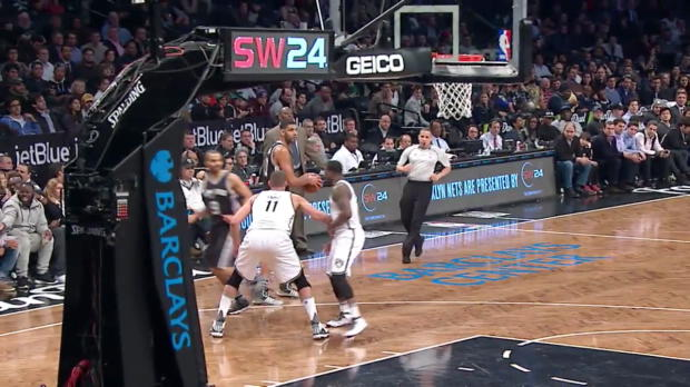 WSC: Spurs' best plays of the season