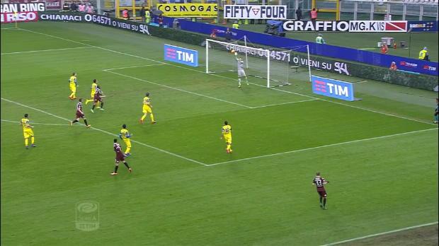 Serie A Round 24: Torino 1-2 Chievo