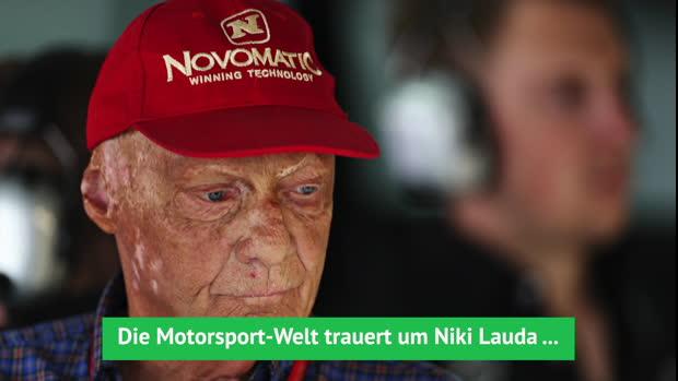 F1: Laudas bewegte Karriere im Rückblick