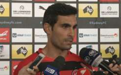Wanderers Captain Dimas believes his side's style of play can cause Sydney FC problems in Saturday night's Derby at Allianz Stadium.