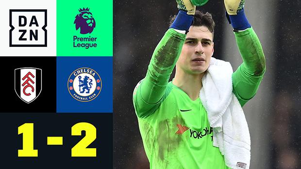 Premier League: Fulham - Chelsea   DAZN Highlights