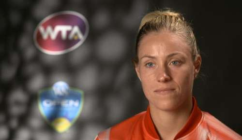 Kerber Interview: WTA Cincinnati 2R