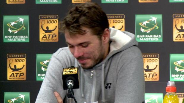 L1 : NEWS - Bercy - Wawrinka - 'Je ne vais pas changer d'entraineur !'