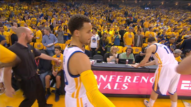 Warriors vs. Rockets Game 5