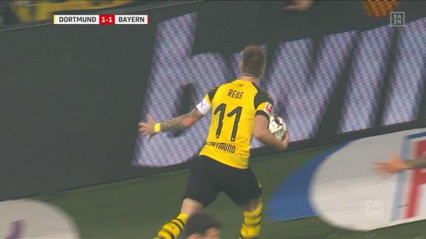 BVB-Moments: Reus und Alcacer nicht aufzuhalten