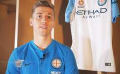 Melbourne City have signed young Aussie midfielder Stefan Mauk on loan for the Hyundai A-League 2017/18 season.