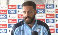 Captain Alex Brosque is adamant the Sky Blues should aspire to win every competition they compete in.