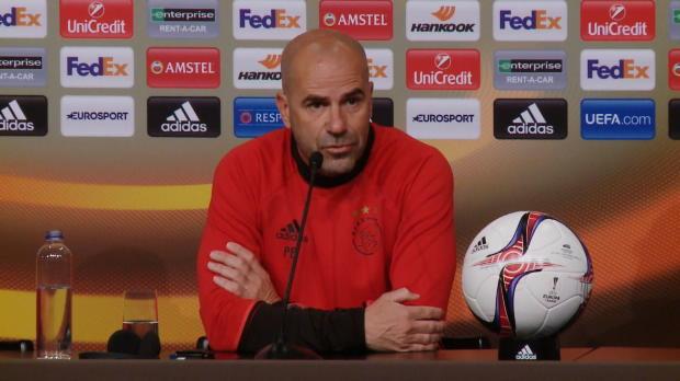 """Bosz: """"Werden Ibrahimovic im Finale vermissen"""""""