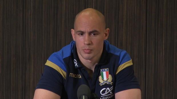 Six Nations - Parisse - 'Le rugby italien est en progrès'