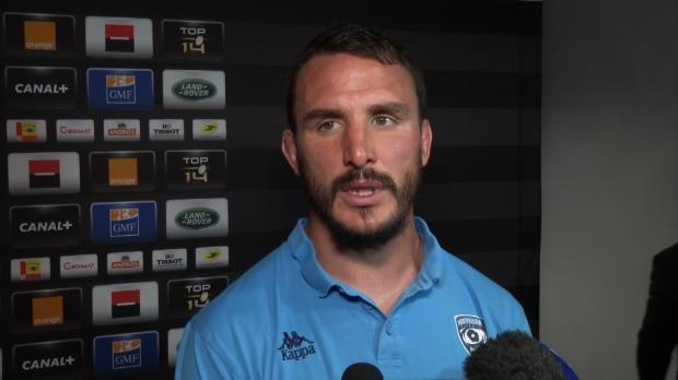 """Rugby : Demie - Picamoles - """"On a marqué dès que l'on en a eu l'occasion"""""""