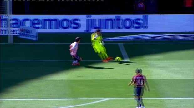 Liga MX: Standbein wird zum Verhängnis