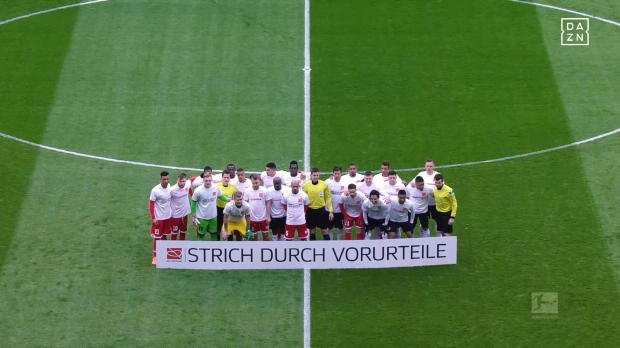 MATCHDAY FEATURE: Strich durch Vorurteile