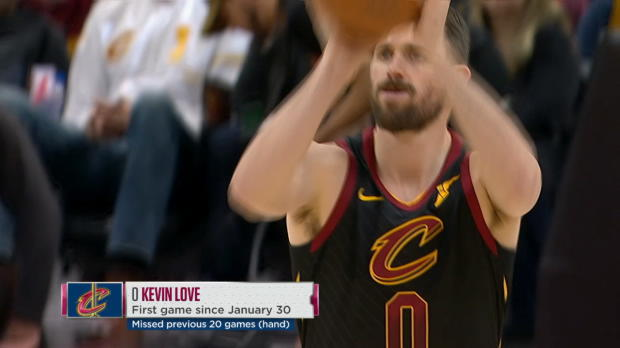 GAME RECAP: Cavaliers 124, Bucks 117