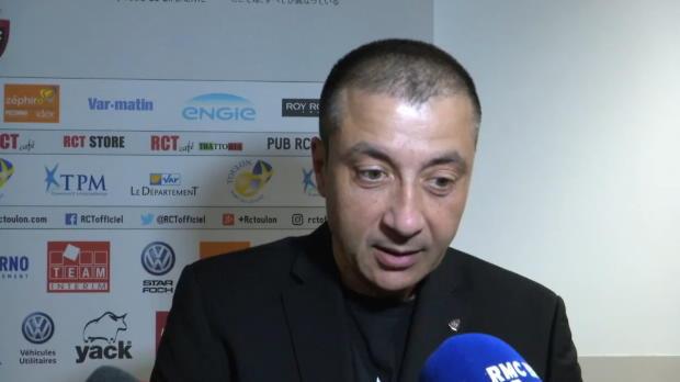Top 14 - 23e j. : Boudjellal : 'A priori, je ne vais pas virer d'entraineur cette semaine'