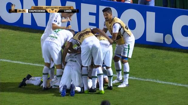 Chape, Rossi segna il primo gol in casa