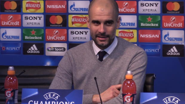 "Guardiola: ""Monaco kann 1000 Mio.Tore machen"""