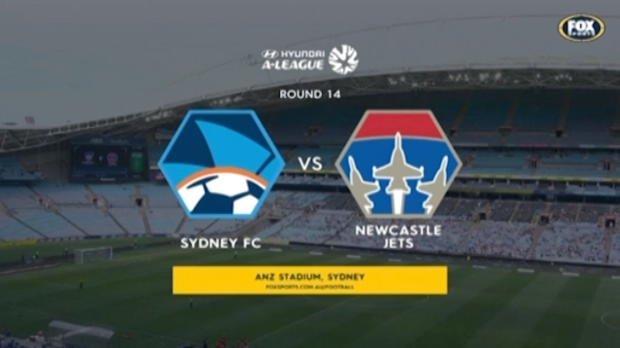 Sydney FC v Newcastle Jets highlights