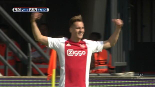 Ajax startet perfekt! Ex-Leverkusener trifft