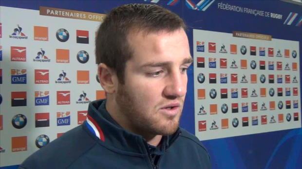 """Rugby : XV de France - Lopez - """"La frustration nous a servis"""""""