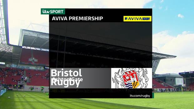 Aviva Premiership - Bristol Rugby v Northampton Saints