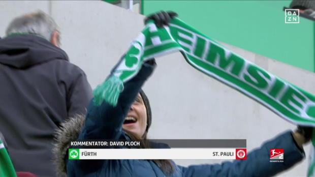 SpVgg Greuther Fürth - FC St. Pauli