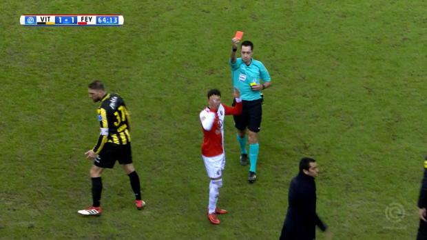 Feyenoord zerlegt Vitesse…und verliert