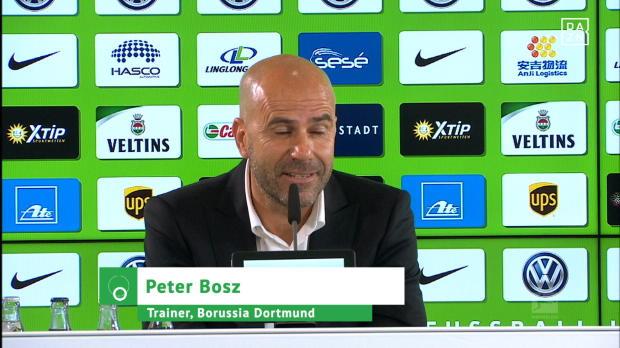 """Bosz: """"Mario Götze ist ein spezieller Spieler"""""""