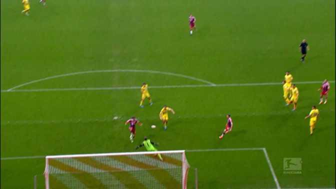 Bundes : Bayern Munich 4-0 Hoffenheim