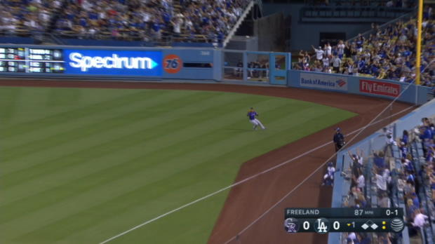 Parra throws out Kemp