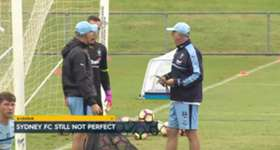 Graham Arnold says his side haven't put in a full 90-minute performance in their 18-game unbeaten run.
