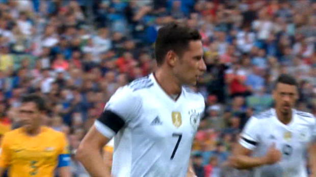 لقطة: كرة قدم: دريكسلر يفتتح سجلّه التهديفي في كأس القارات