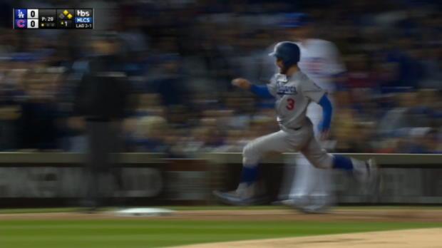 Bellinger's three-hit Game 5