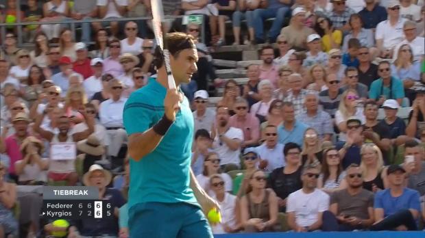Tennis : Stuttgart - Federer redevient n°1 mondial