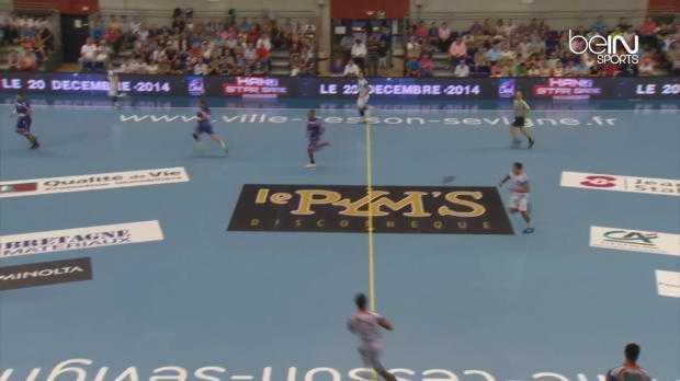 Hand - D1 : Cesson 25-24 Toulouse