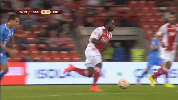 L.Europa : Standard Liège 2-0 Rijeka