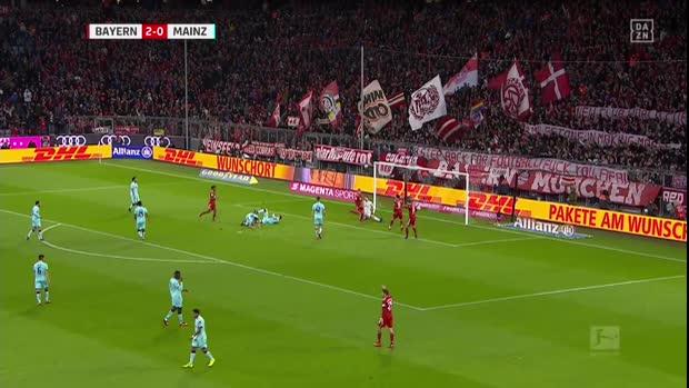James Rodriguez mit Dreierpack   Bundesliga Highlights