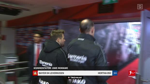 Bundesliga: Bayer 04 Leverkusen - Hertha BSC | DAZN Highlights