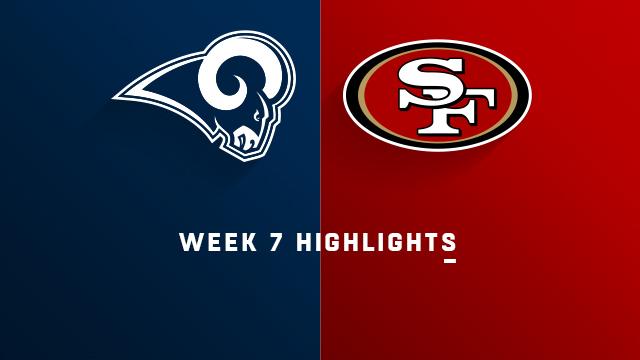 Rams vs. 49ers highlights | Week 7