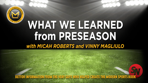 What We Learned From Preseason