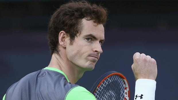 """Dubai: Murray: """"Vertraue in Körper und Spiel"""""""