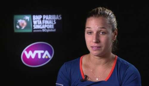 Cibulkova Interview: WTA Singapore RR