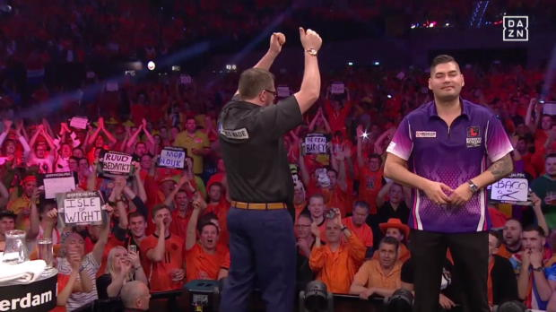 Darts Premier League Rotterdam