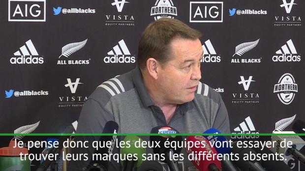 Nouvell : Nouvelle-Zélande - Hansen - 'La France, la meilleure équipe du monde sur les offloads'