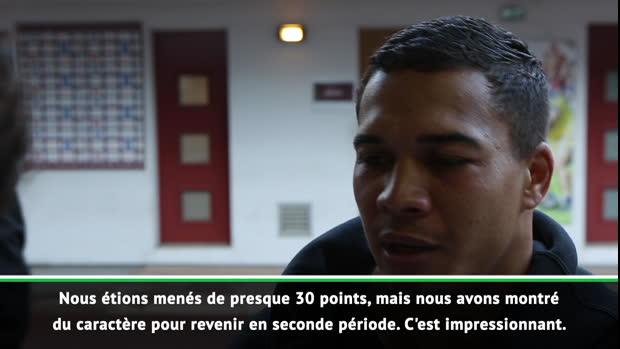 """Rugby : Top 14 - 25e j. : Kolbe : """"Nous avons montré du caractère"""""""