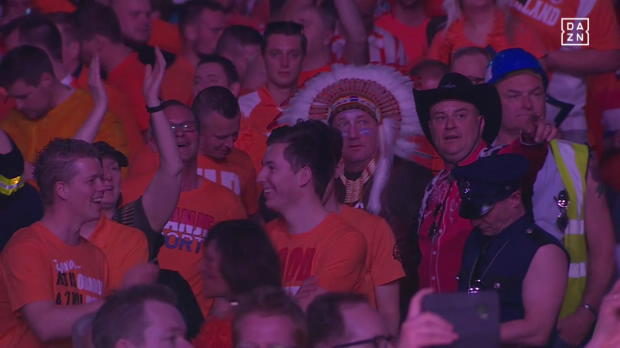 Premier League Darts: Rotterdam - Session 2