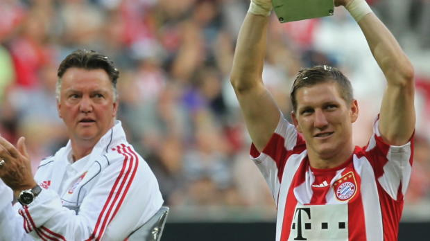 Van Gaal ruft: Wechselt Schweinsteiger?