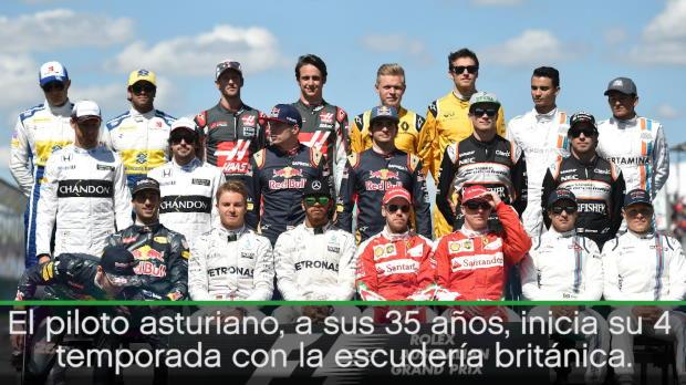 Arranca la temporada de la F1 con Alonso sumando una nueva temporada con McLaren